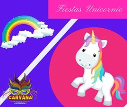Fiestas de unicornio en bogota