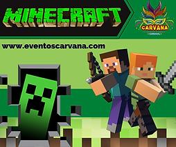 Fiesta de minecraft, decoraciones de minecraft, recreacionistas de minecraft