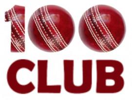 January 2021 100 Club Winner