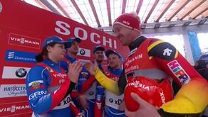 FIL Luge Season finale in Sochi Russia