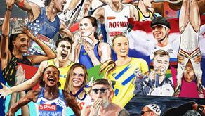 Social Media tells the story of inaugural European Championships
