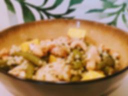 speltparelcouscous boontje mango cashew.