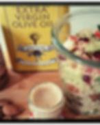 couscous-granaatappelsaatje met tahinstr