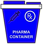 Rx Container Clip Art