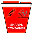 Sharps Container Clip Art