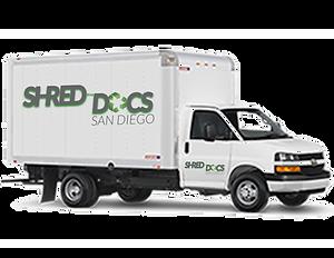 SHRED-DOCS San Diego
