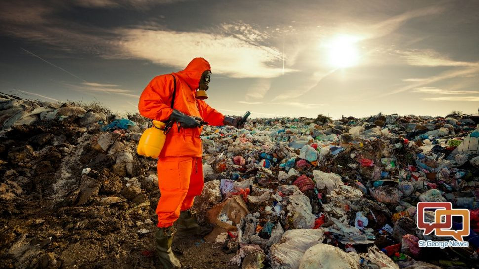 Untreated medical waste dumped at the local landfill brings demands for change