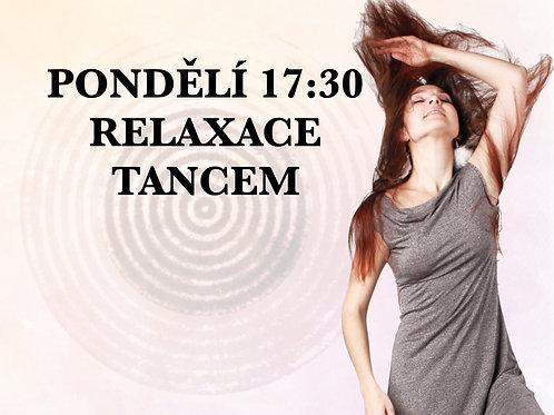 PONDĚLÍ, 17:30 - 19:00, RELAXACE TANCEM