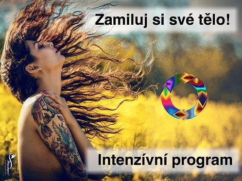 ZAMILUJ SI SVÉ TĚLO! Intenzívní program
