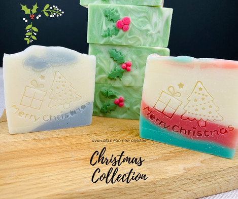 Christmas Soaps Collection