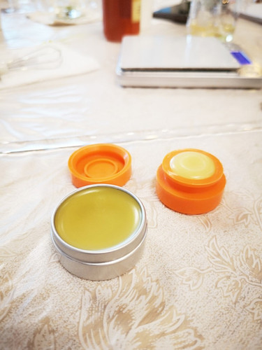 DIY pain relief balm made of healing and therapeutic essential oils blend