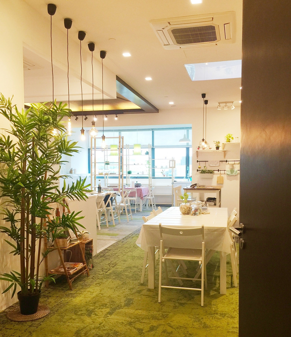 Sugar & Spice Studio at UB. One for soap making and other art and craft classes or workshops in Singapore.