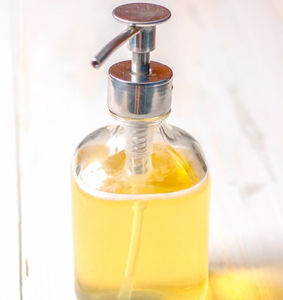 How to make DIY liquid Castile soap in Singapore?