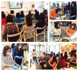Anderson Sec School Staff's Event - Soap Making Workshop for Teachers' Day Celebration