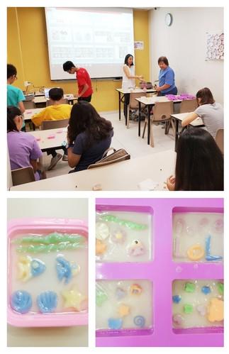 CDAC School Holidays Soap Making Workshops