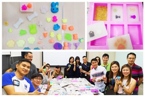 Team bonding workshop @ASML Pte Ltd