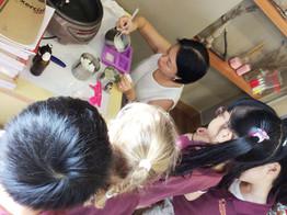 Science Workshop - Soap Making @The Odyssey Global Preschool