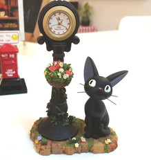 Qiqi the little black cat