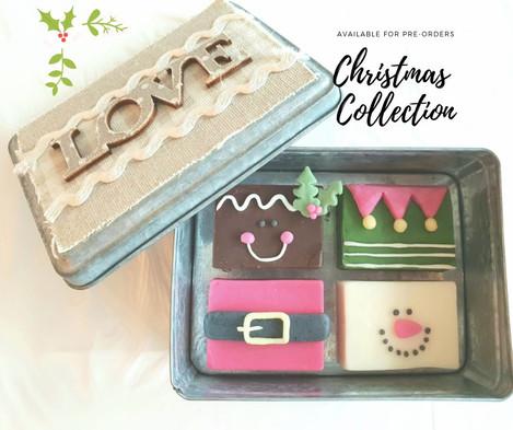 Christmas Soaps Collection - Mini Christmas
