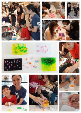 National Day Event - Soap Making Workshop @Robinsons The Heeren