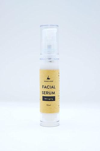 Sugar & Spice Handmade Natural Facial Serum 10ml (Anti-ageing & Anti-pigmentation)