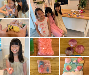 Soap Making Workshop for Birthday Activities