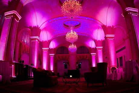 Lighting, Lights, Uplights, Up light, Intelligent Lighting, Semi-intelligent lighting, Goldline Entertainment, DJ, Wedding, Toronto, Windsor, Kitchener, Burlington, Waterloo, Oakville, Mississauga, Vaughn