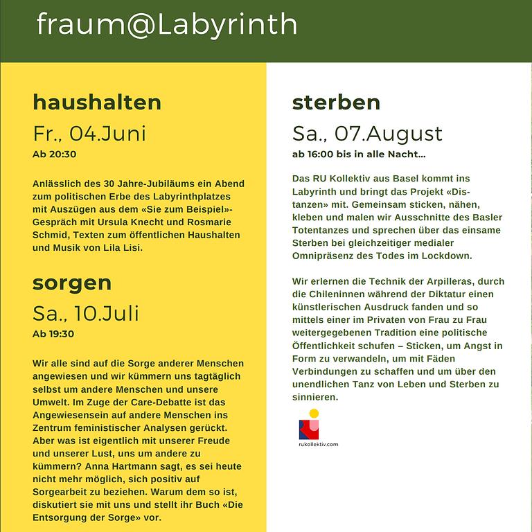 fraum@labyrinth -  sorgen