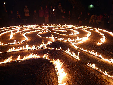 Feuerlabyrinth, agnes.jpg