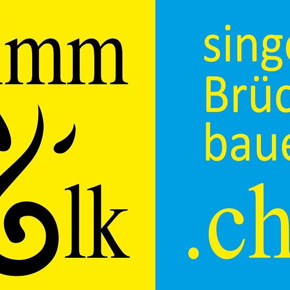 Offenes Singen mit dem StimmVolk Zürich