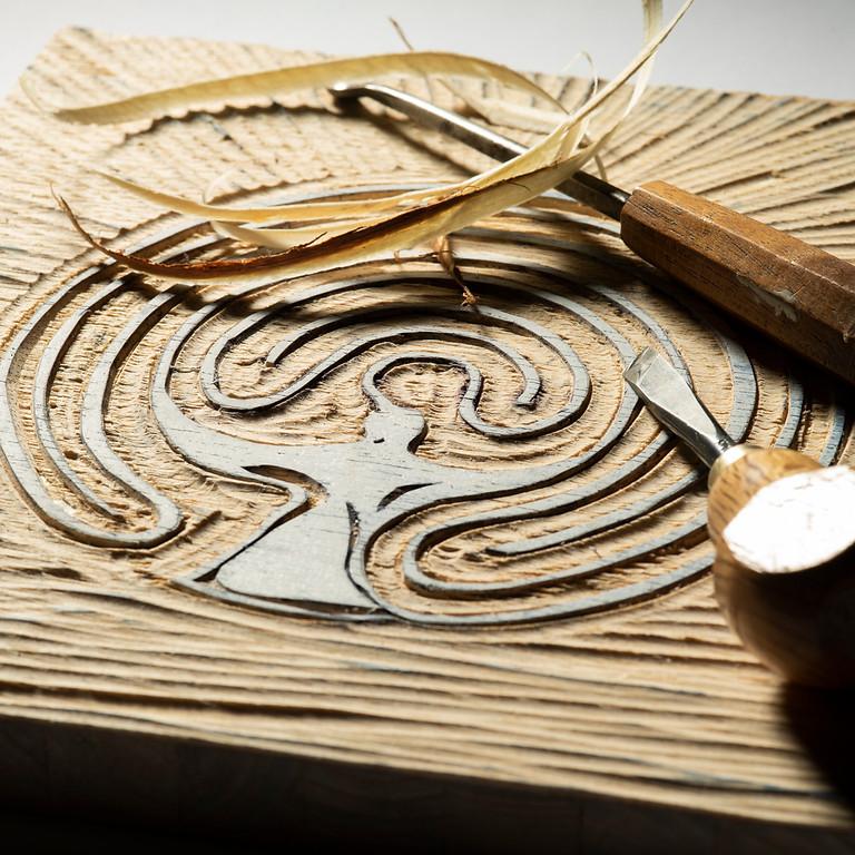 Wege und Grenzen - Ein Gestaltungs-Ritual