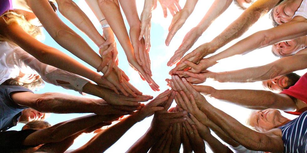 Gemeinschaftsbildung erfahren - Community Building