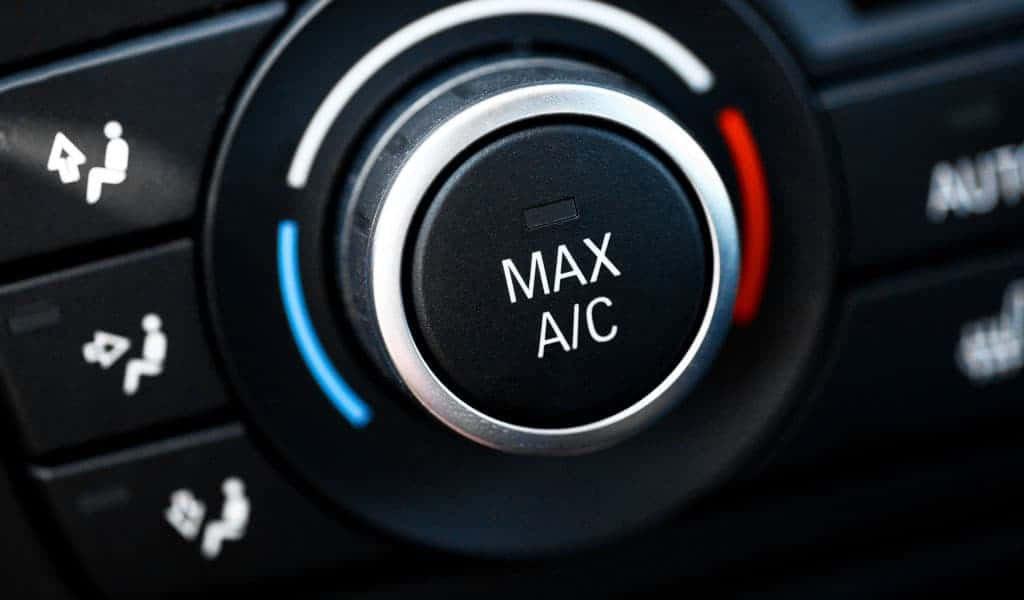 r134a car air conditioning service
