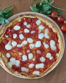 Pizza-Zero pane-nuvola