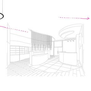 Lámparas Minimalistas con Forma Geométrica.