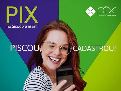 Sicoob anuncia integração com a plataforma Pix