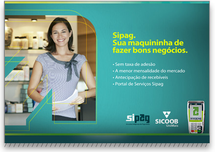 Sipag: a nova maquininha de fazer negócios já está disponível para você