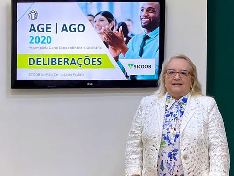 Sicoob Centro Leste Paulista realiza sua primeira assembleia digital