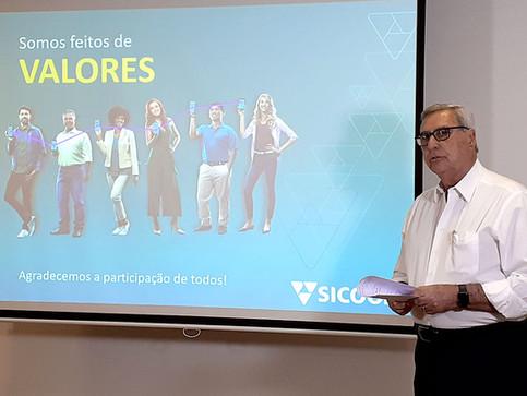 Sicoob UniMais Metropolitana realiza sua primeira assembleia totalmente digital