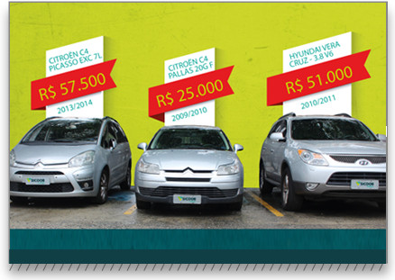 Sicoob UniMais Guarulhos realiza campanha para venda de automóveis