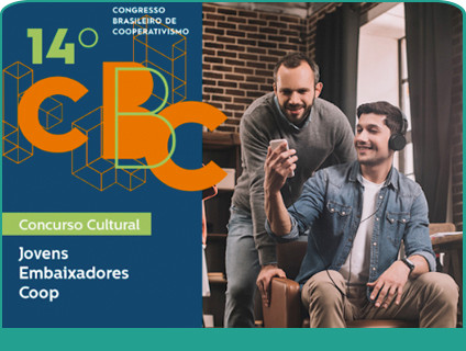 14º Congresso Brasileiro do Cooperativismo (CBC): Lideranças de todo o país vão discutir o futuro do