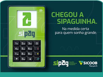 Sipag adiciona uma nova maquininha em seu portfólio