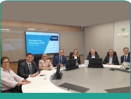 Sicoob UniMais consolida o seu planejamento estratégico sistêmico