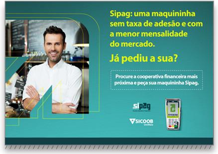 Sipag avança no mercado brasileiro
