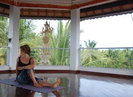 Tali Eleanor Kellman:  Daily early-morning meditation