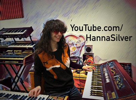 Hanna Silver :  Build my Youtube Channel