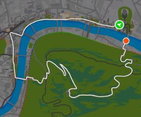 Sharon Greenfield: Zwift Challenge London Loop
