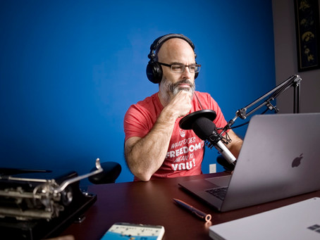 """Freedom Media Network Hosts Webinar: """"How to Get Booked on Podcasts"""""""