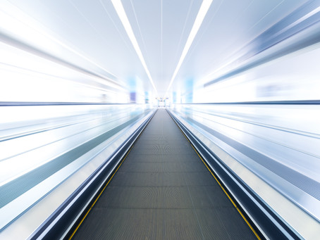 THE SUNDAY LETTER: The Moving Walkway