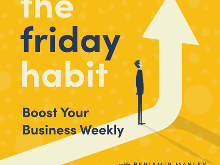 Building an Authority Brand: Curt Mercadante on The Friday Habit Podcast